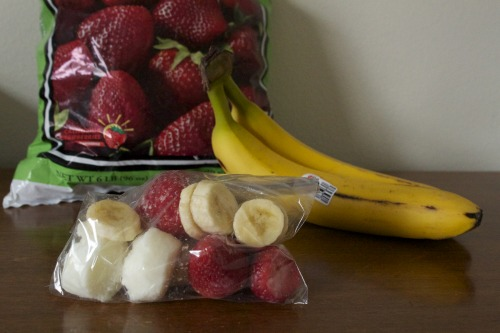 Smoothie Packet