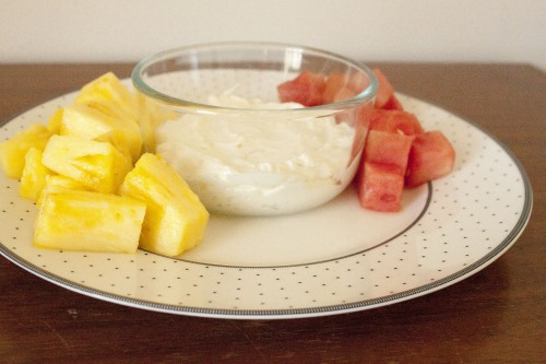 Fabulous Fruit Dip